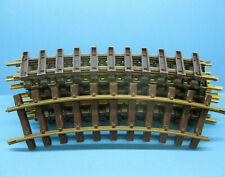 12 LGB Schienen 1100 gebogen, kurve Vollkreis R=600 mm Playmobil Eisenbahn