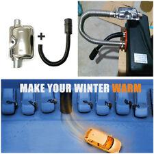 1 Set Exhaust Muffler Silencer+Air Intake Filter for Air Diesel Parking Heater