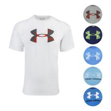 Under Armour Men's Heatgear Big Logo T-Shirt