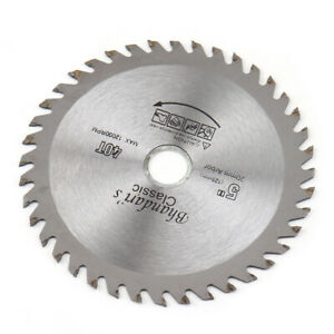 5 Inch 125mm Circular Saw Blade Disc 40T Steel Wood Cutting for Angle Grinder