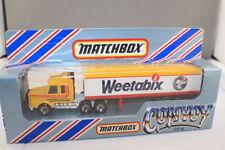 Matchbox Convoy Scania Contemporary Diecast Cars, Trucks & Vans