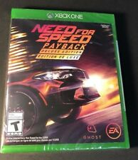 Need for Speed Payback [ Deluxe Edition ] (XBOX ONE) NEW
