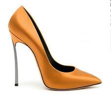Super High Heel Stilettos Womens Pointy Toe Patent 5 Colors Party Court shoes Sz