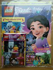 LEGO Friends Magazine 10/2019 + Limited Edition Mini Figure Halloween shop & cat