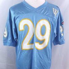 VTG Widener University Pride Football Jersey Wilson Pro Cut Blue #29 RB Men's 48
