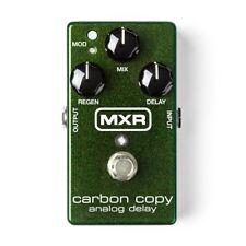 MXR M169 CARBON COPY ANALOG DELAY Guitar Effect Pedal