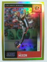 2020 Score Football Gold Zone SP #55 Joe Mixon Cincinnati Bengals 41/50