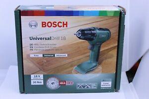 Bosch Universal Drill 18V Cordless - Body Only - BNIB