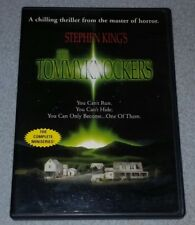 The Tommyknockers dvd *RARE opp *HORROR *HALLOWEEN