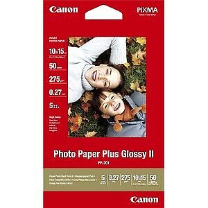 Canon Photo Paper Plus Pp-201 Photo Paper 330.20 Mm X 457.20 Mm Glossy 20 S