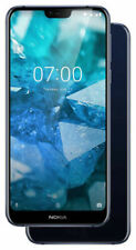 Nokia 7.1 - 32 GB - Midnight Blue - Unlocked