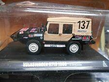 VW Volkswagen Iltis 4x4 Raid Paris Dakar Rallye Sieger Winner 1980 SP Bli 1:43