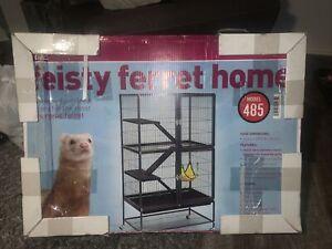 Large Ferret Feisty Cage Pets Chinchilla Rabbit Hamster Guinea Pig Rat Iguana