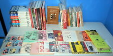 Magic Book Collection Occult Card Coin Harry Houdini Tarbell Minch Huge Lot!