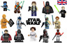 Star Wars Custom Lego Minifigures 100+ Mini Figures Characters Mandalorian