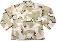 USGI Large Reg 3 Color Desert Camo DCU RAID Field Combat Shirt BDU