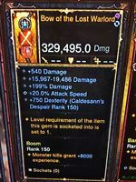 Diablo 3 ULTIMATE ACHIEVEMENT PACKAGE MODDED ITEMS + GOLD + MODDED GEMS XBOX ONE