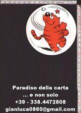 ADESIVO STICKER (Gatto Isidoro - 1983 Mc Naught. Synd. - rif. D)