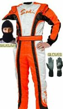 Sodi  Race Suit CIK FIA Level 2 Approved  with free gift Gloves