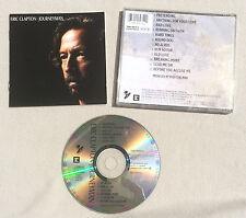 ERIC CLAPTON - JOURNEYMAN / CD ALBUM 926074-2 (ANNEE 1989)