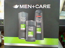 DOVE Men+Care three piece gift set