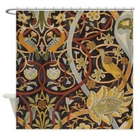 CafePress William Morris Bullerswood Shower Curtain (1237594047)