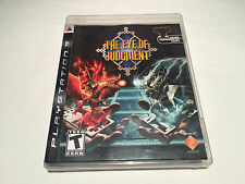 The Eye of Judgement (Playstation PS3, No Camera) Original Complete Excellent!