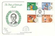 More details for 12 august 1981 duke of edinburgh awards cotswold first day cover london sw1 shs