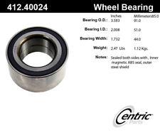Wheel Bearing fits 2005-2019 Honda CR-V Odyssey Pilot  C-TEK BY CENTRIC