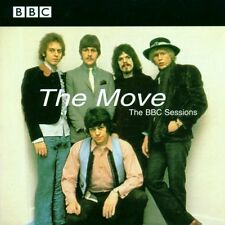 THE MOVE - The BBC Sessions (CD 1998) Quite RARE/VGC/60s/Roy Wood/Jeff Lynne/ELO