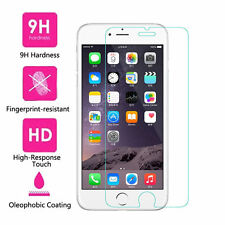 iPhone 4 5 SE 6 + 7 Plus Screen Protector Tempered Glass Front and Back Cover