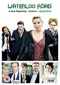 Waterloo Road Series Eight - Spring Term [DVD] - DVD  BGVG The Cheap Fast Free