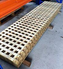5 x Treated Pine Trellis - 2400 x 600 x 40mm - $17.09 each