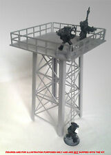 Watch Tower Model Kit. Wargames prop/scenery for Warhammer 40k and other games.
