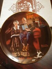 Knowles collector plates norman rockwell