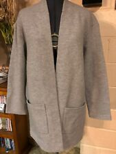 Magaschoni Jacket Medium Clear Grey