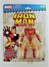 Marvel Retro Collection de 6 pouces Iron Man Figure