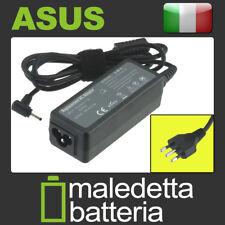 Alimentatore 19V 2,1A 40W per Asus Eee PC 1018P