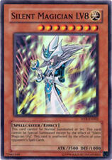 1x (M/NM) Silent Magician LV8 - NTR-EN002 - Super Rare - Promo Edition  YuGiOh