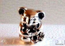 NEW! AUTHENTIC PANDORA CHARM  CUDDLY KOALA  #791951  P