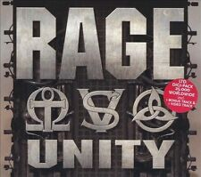 "Rage - Unity [Limited Edition] (12 tracks / 1 Vid / ""Mystery Trip"") BRAND NEW"