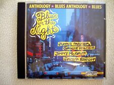 V.A. Blues Anthology - Blues in the Night CD - Junior Parker Groove Holmes NM