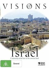 Visions Of Israel (DVD, 2011)-FREE POSTAGE