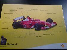 Scuderia Marlboro Ferrari F1 2001 #1 Michael Schumacher (Shell)