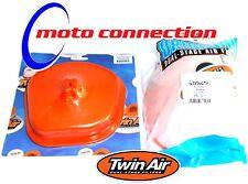 NEW 2015 HONDA CRF 250/450 TWIN AIR AIR FILTER & AIRBOX WASH COVER 150221/160106