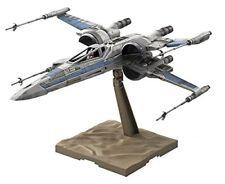 BANDAI Star Wars X Wing Fighter Resistance Specification 1/72 model kit JAPAN