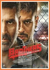 Brothers.    Bollywood Movie Posters Vintage Classic & Indian Films