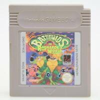 Battletoads in Ragnarok ...   Nintendo Game Boy   GameBoy Classic   Akzeptabel
