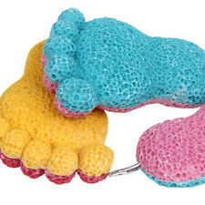 Foot Care Grinding Stone Scrub Pedicure Exfoliate Feet Cuticle Remover Lovely