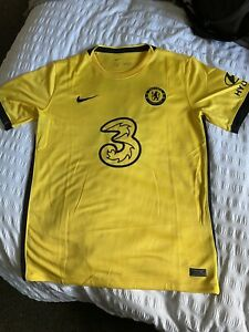 Mens Chelsea Away Shirt 21/22. XL. Mason Mount